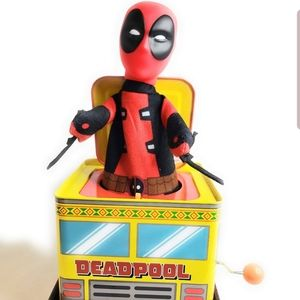 Other - Deadpool Jack in the Box